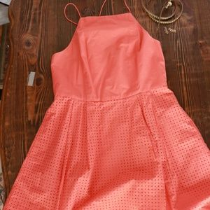 Kate Spade pink saturday dress